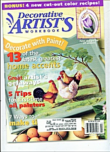 Decorative Artist's workbook -  February 2004 (Image1)
