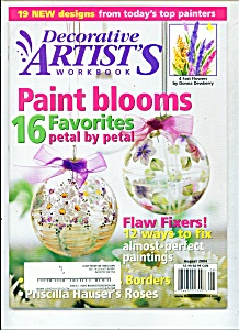 Decorative Artist's Workbook -  August 2004 (Image1)