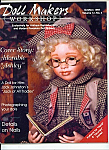 Doll Makers workshop magazine - Oct/Nov. 1997 (Image1)