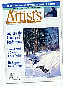The Artist's magazine -  January 1997 (Image1)