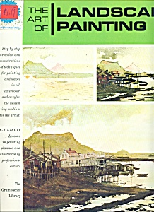 The art of Landscape painting - copyright 1975 (Image1)