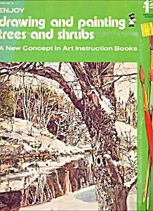Enjoy drawing and painting trees & shrubs  copyright 19 (Image1)