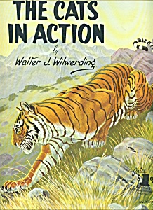 Walter Foster Art Book - Thecats In Action# 70