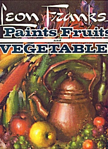 Walter Foster Art book -  Paints fruits & vegetables  # (Image1)