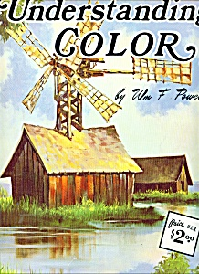 Walter Foster Art Book - Understanding Color - #154