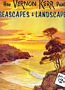 Walter Foster Art book-  Seascapes & Landscapes - #  18 (Image1)