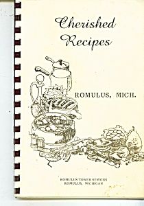 Cherished Recipes j- Romulus Seniors - (Image1)