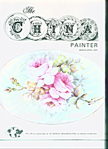 The China Painter magazine - March-April 1975 (Image1)