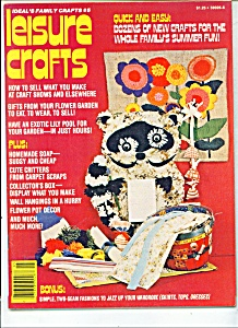 Leisure Crafts magazine - (Image1)