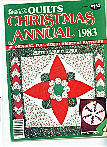 Stitch 'n sew Quilts Christmas annual - 1983 (Image1)
