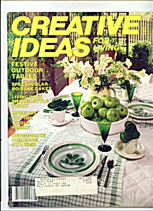 Creative ideas fxor living -  June 1986 (Image1)