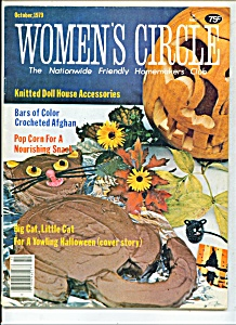 Women's circle magazine -  October 1979 (Image1)