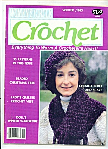 Women's Circle Crochet - Winter 1983