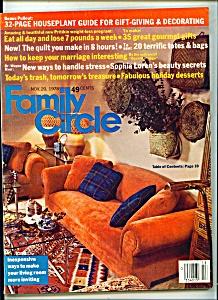 Family Circle -  November 20, 1978 (Image1)