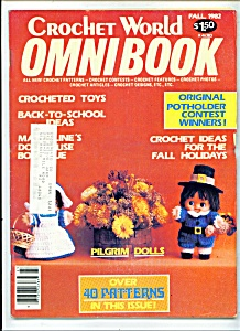 Crochet world Omnibook - Fall 1982 (Image1)