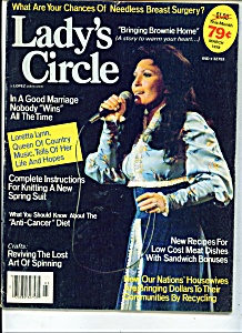 Lady's Circle magazine -  March 1978 (Image1)