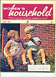 Women's Household magazine -  May 1971 (Image1)