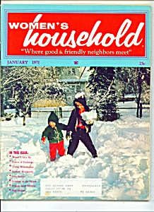 Women's Household - January 1971 (Image1)