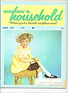 Women's Household - April 1971 (Image1)