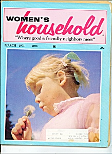 Women's Household -  March 1971 (Image1)