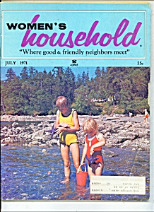 Women's Household - July 1971