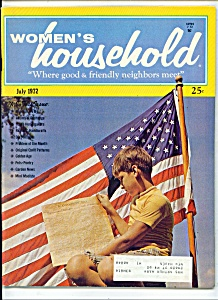 Women's Household magazine-  July 1972 (Image1)