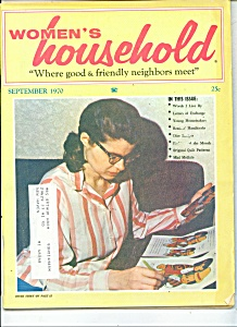 Women's household - September 1970 (Image1)