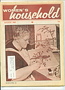 Women's Household - August 1969