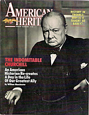 American Heritage Magazine - Feb - March 1987