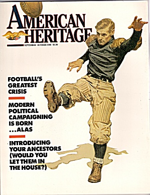 American Heritage - Sept. - Oct. 1988 (Image1)