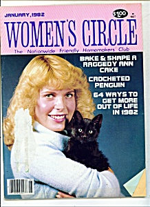 Women's Circle -  January 1982 (Image1)