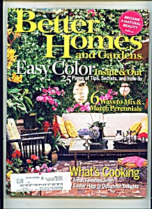Better Homes and Gardens -  April 2007 (Image1)