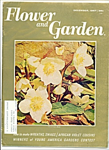 Flower and Garden-  December 1967 (Image1)