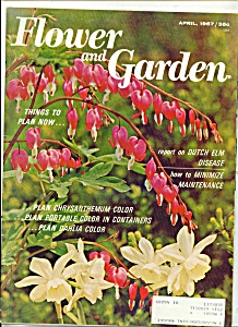Flower and Garden  - April 1967 (Image1)