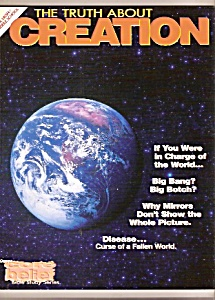 bibles Studies series - - The Truth about creation- cop (Image1)