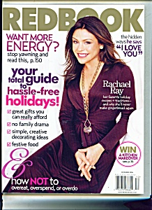 Redbook Magazine -december 2006