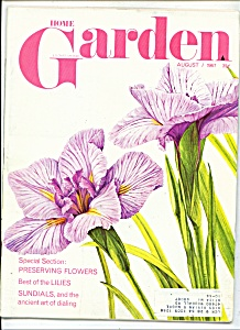 Home Garden magazine -  August 1, 1967 (Image1)