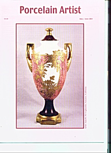 Porcelain Artist - May/ June 2001 (Image1)