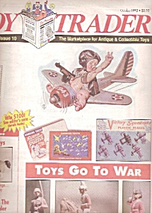 Toy Trader newspaper/magazine  -  October 1995 (Image1)
