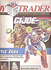 Toy Trader Newspaper/magazine- May 1995