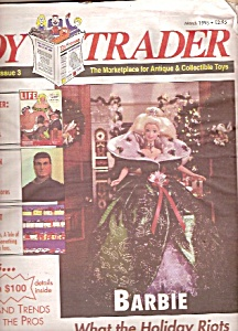 TOY TRADER  newspaper/magazine-  March 1996 (Image1)