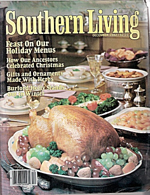 Southern Living -  december 1982 (Image1)