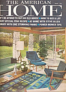 Thye American Home - April 1962 (Image1)