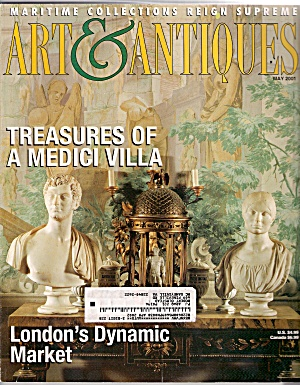 Art & Antiques - May 2001 (Image1)