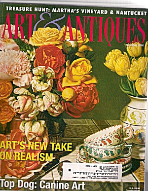 Art & Antiques -  summer 2002 (Image1)
