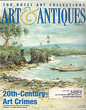 Art & Antiques - Summer 2000