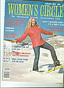 Women's Circle Magazine- January 1979