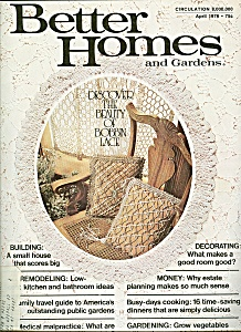 Better Homes and gardens - April 1976 (Image1)