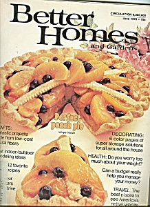 Better Homes and Gardens - June 1976 (Image1)