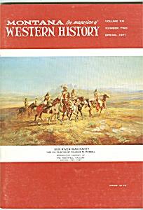 Montana, the magazineof  Western History (Image1)